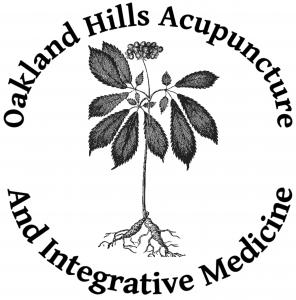 Oakland Hills Acupuncture Herb Logo
